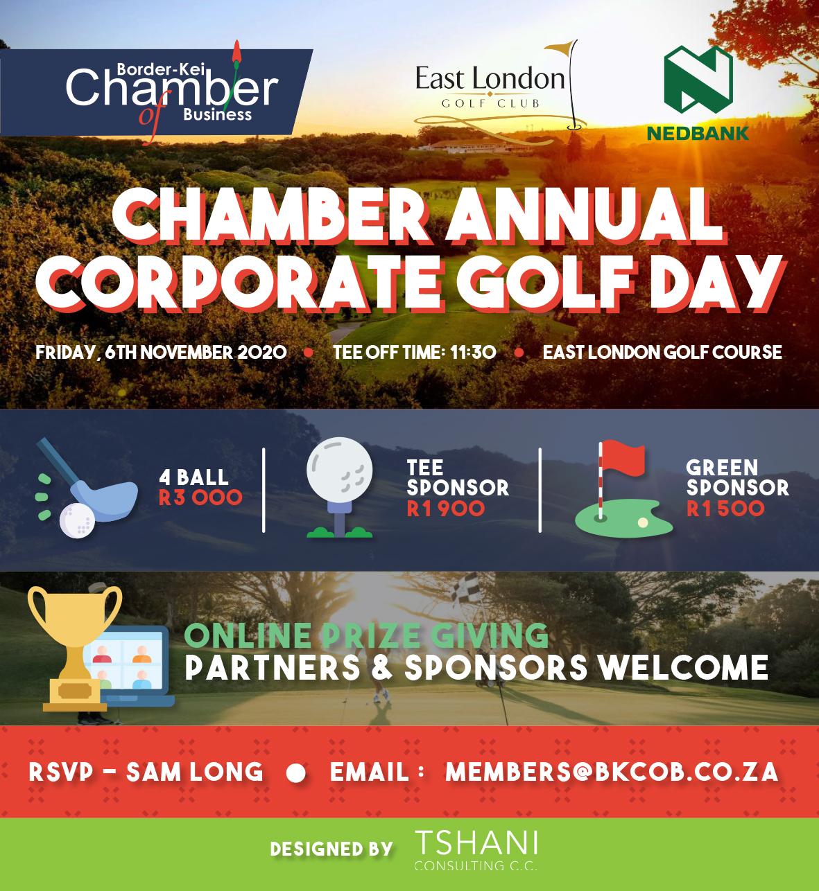 BKCoB-advert Golf Day 2020