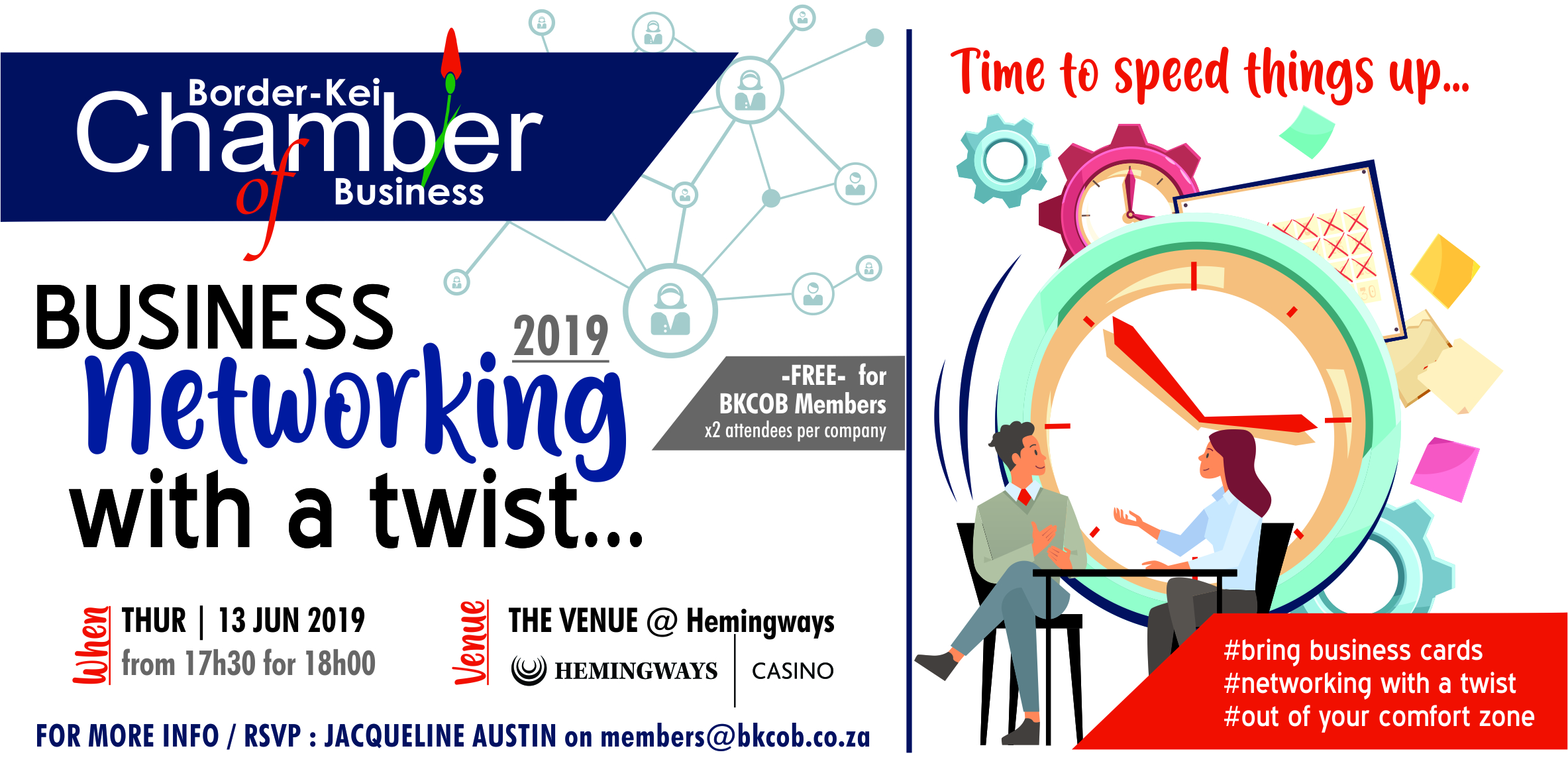 Networking May 2019