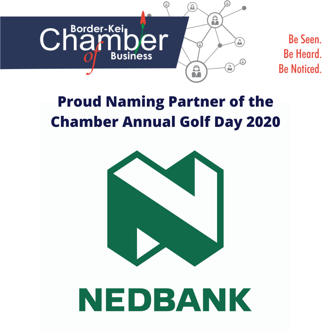 Proud Naming Sponsor of the Chamber Annual Golf Day 2020