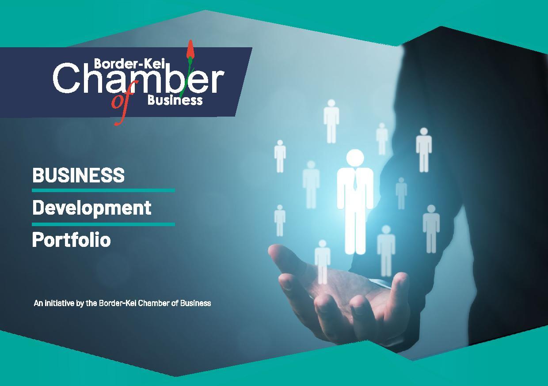 Business Development Portfolio - Cover